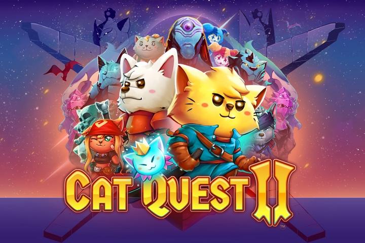 Cat Quest II, disponibile la demo gratuita sull'eShop di Nintendo Switch!