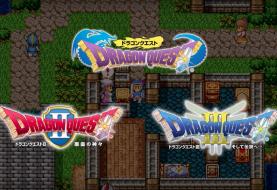 Dragon Quest I, II e III arriveranno anche in occidente sull'eShop Nintendo Switch!