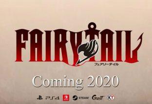Fairy Tail: ecco alcune novità sul gioco!