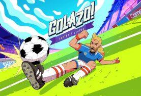 GOLAZO!, il gioco arcade di calcio è in arrivo oggi su Nintendo Switch!