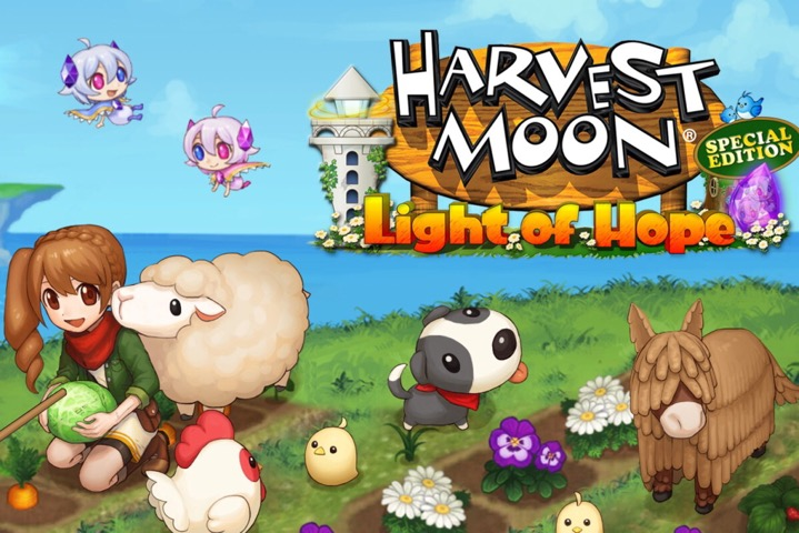 """""""Harvest Moon: Light of Hope Special Edition Complete"""" arriva ad Ottobre!"""