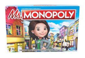Hasbro: Miss Monopoly arriverà ad Ottobre!