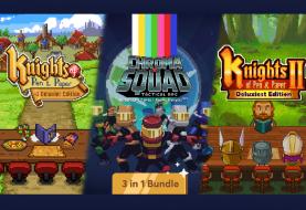 Plug In Digital annuncia l'Old School RPG Bundle, in arrivo su Nintendo Switch