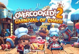 Overcooked! 2, il DLC Carnival of Chaos è in arrivo questo mese su PC e console!