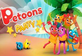 Petoons Party, il party game è in arrivo questo mese su Nintendo Switch!