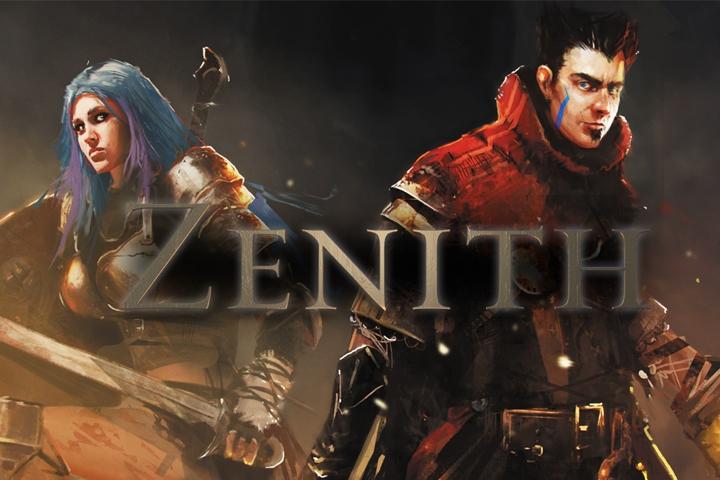 Zenith – quando il GdR si fa comico