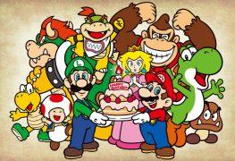 Auguri Nintendo! 130 anni e non sentirli!
