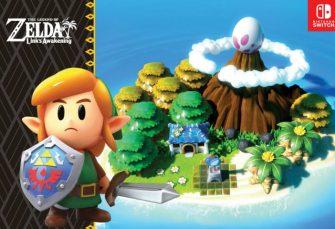 The Legend of Zelda: Link's Awakening - giochiamolo al day-one!