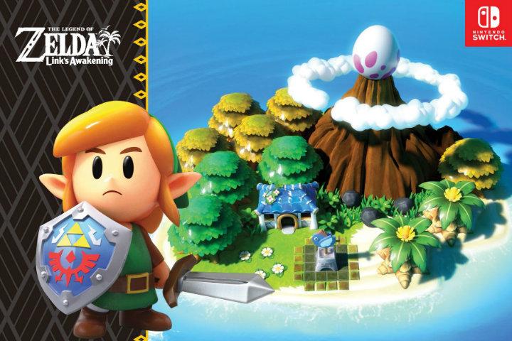 The Legend of Zelda: Link's Awakening – giochiamolo al day-one!