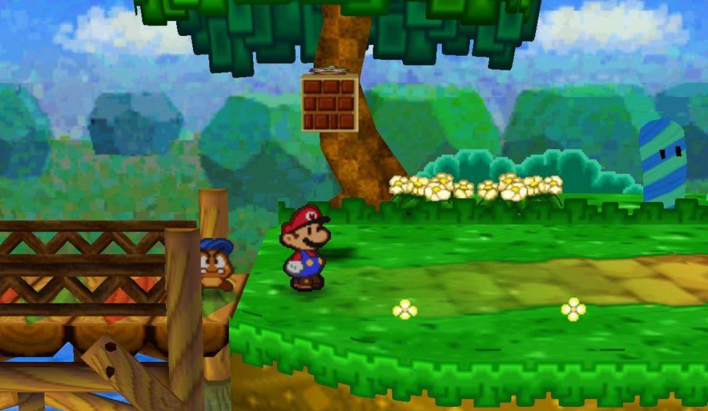 Paper mario 64 gameplay 2