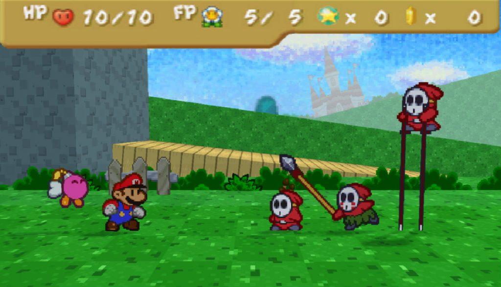 Paper mario 64 gameplay 3