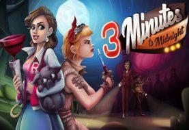 3 Minutes to Midnight, iniziata la campagna di crowdfunding su Kickstarter!