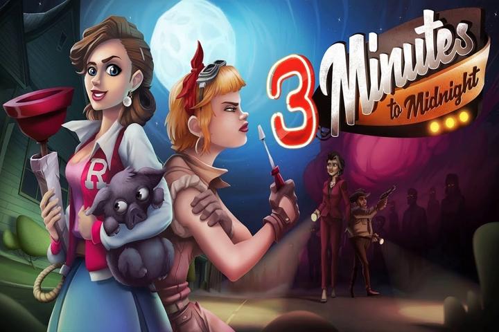 3 Minutes to Midnight ha raggiunto il suo primo traguardo su Kickstarter, ultimi due giorni per raggiungere ulteriori stretch goals!