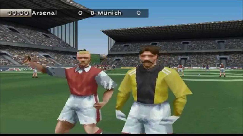 Fifa 99 gameplay 2