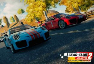Gear.Club Unlimited 2 Porsche Edition sta per fare il suo arrivo su Switch