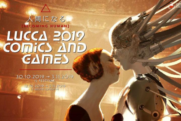 Scopriamo tutti gli eventi videoludici di Lucca Comics & Games 2019
