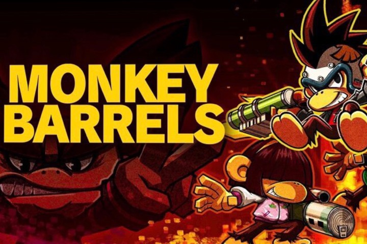 Monkey Barrels – giochiamo al titolo di Good-Feel