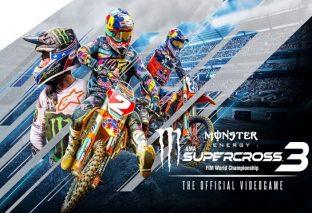 Monster Energy Supercross – The Official Videogame 3 annunciato per PC, console e Google Stadia!