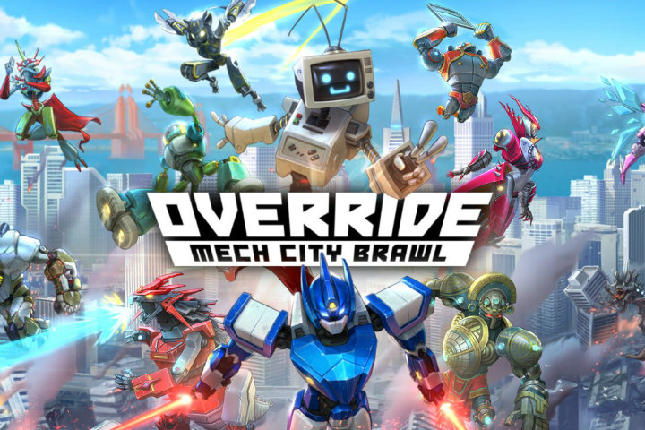Override: Mech City Brawl – Super Charged Mega Edition – Recensione