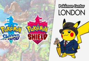 Il Pokémon Center temporaneo è approdato a Londra!