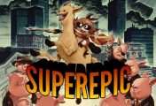 SuperEpic: The Entertainment War - Recensione