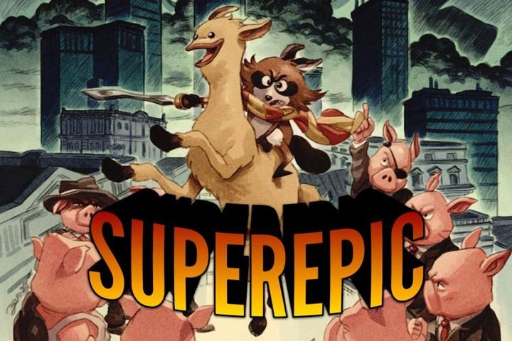 SuperEpic: The Entertainment War – Recensione