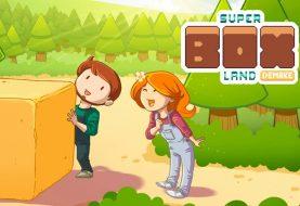 Super Box Land Demake, il puzzle game è in arrivo questa settimana su console!