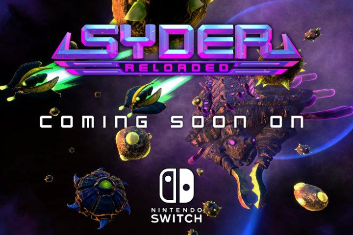Studio Evil ritorna su Nintendo Switch con Syder Reloaded, versione migliorata di Syder Arcade