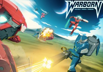 Warborn - Recensione