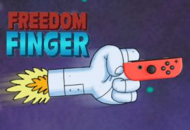 Freedom Finger - giochiamolo su Nintendo Switch