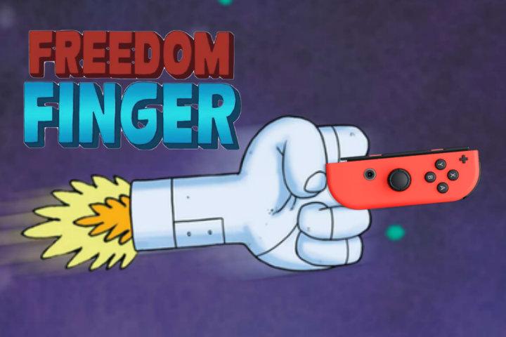 Freedom Finger – giochiamolo su Nintendo Switch
