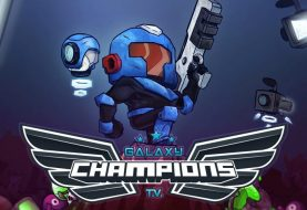 Galaxy Champions TV - giochiamolo su Nintendo Switch