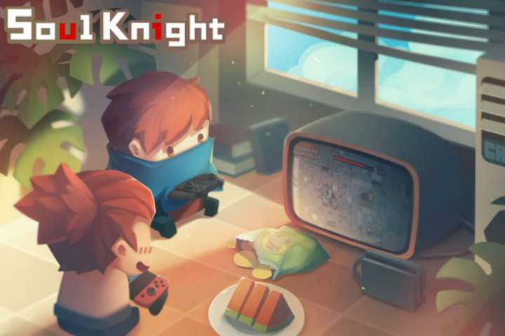 Soul Knight – da mobile a Nintendo Switch