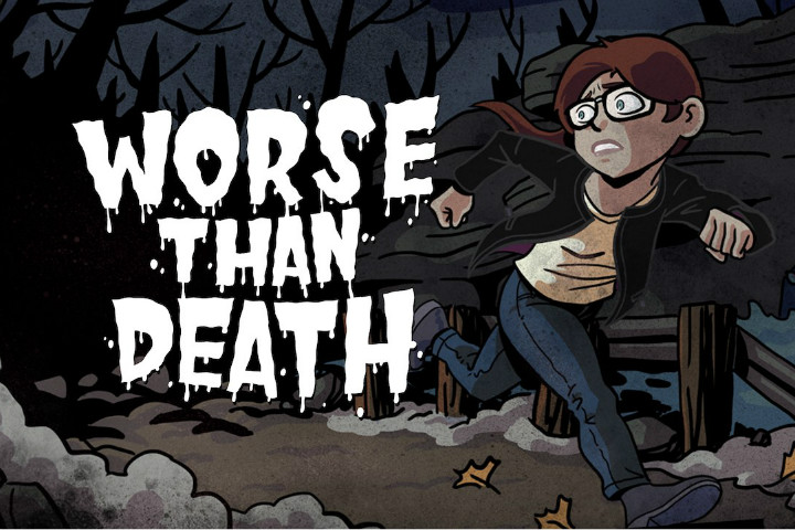 Worse Than Death è finalmente disponibile!