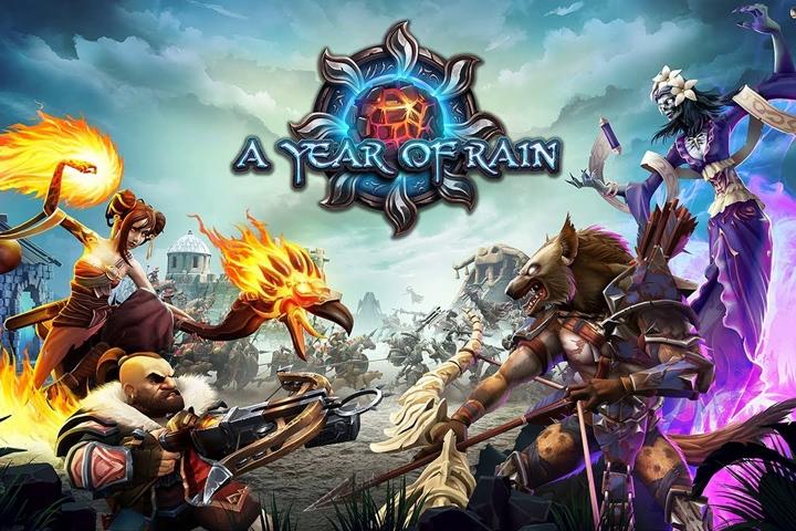 A Year Of Rain, l'RTS game è arrivato in accesso anticipato su Steam!