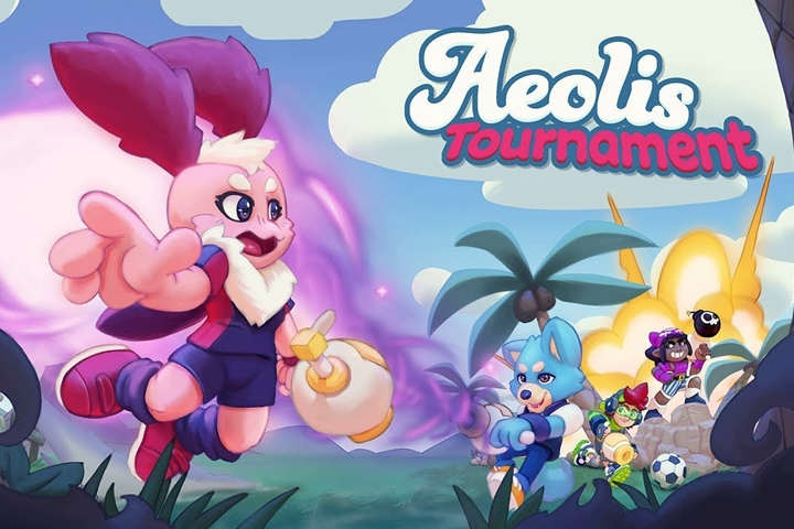 Aeolis Tournament, il party game arriverà ad aprile 2020 su Steam e Nintendo Switch!
