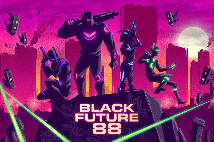 Black Future '88 arriva su Switch e Steam!