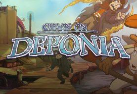"Rilasciato ""Chaos on Deponia"" su Nintendo Switch"