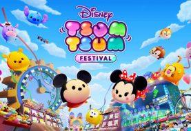 Disney Tsum Tsum Festival, sono arrivati Anna, Elsa e Olaf di Frozen nella versione Tsum Tsum!