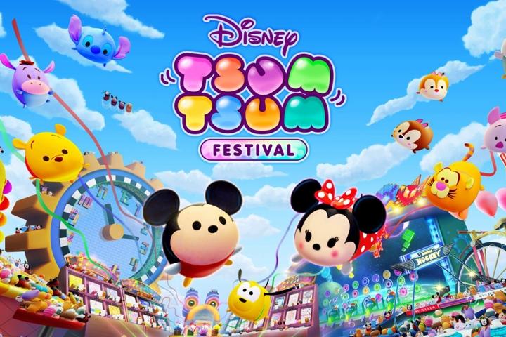 Disney Tsum Tsum Festival, il party game è arrivato su Nintendo Switch!