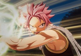 Fairy Tail, svelata la data di uscita su Steam, Nintendo Switch e PS4!