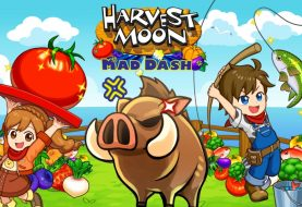 Harvest Moon: Mad Dash, disponibile da oggi in formato fisico per Nintendo Switch e PS4!