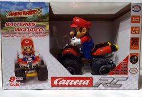 Carrera RC 2.4GHz Mario Kart Quad - Recensione