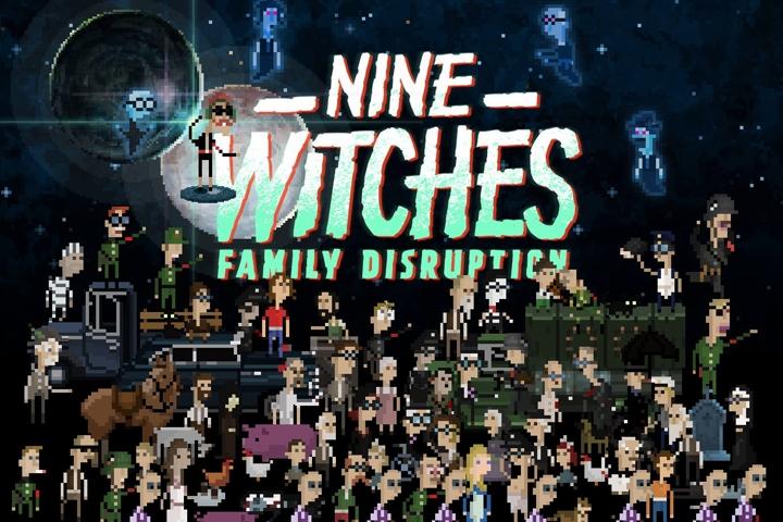 Nine Witches: Family Disruption, il gioco d'azione e avventura arriverà nel 2020 su PC e console!