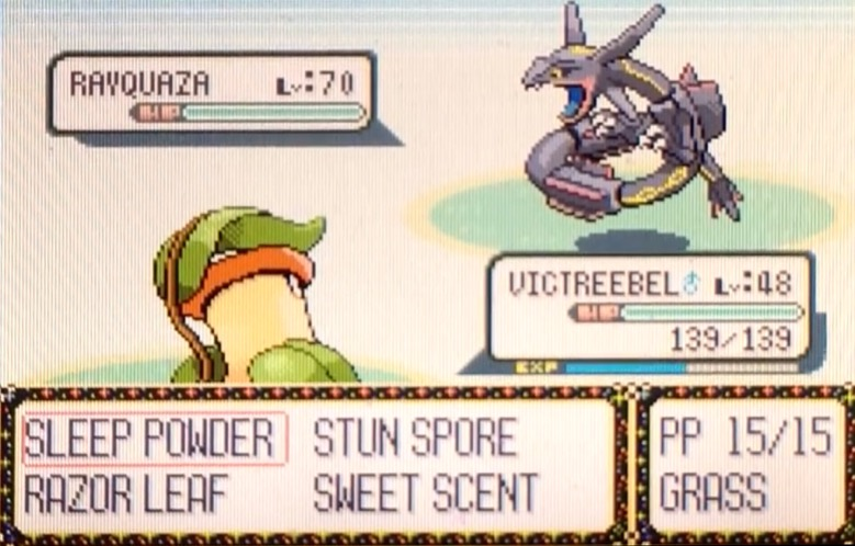 Pokémon Rubino Zaffiro Smeraldo