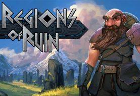 Regions of Ruin, il GdR a scorrimento laterale in 2D è in arrivo a dicembre su console!