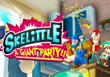 Skelittle: A Giant Party! su Nintendo Switch, i nostri primi minuti di gioco!