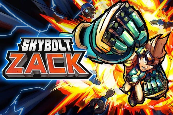 Skybolt Zack, il gioco platform musicale è arrivato su Steam e Nintendo Switch!