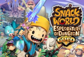 SNACK WORLD: Esploratori di dungeon – Gold si mostra in un nuovo trailer!