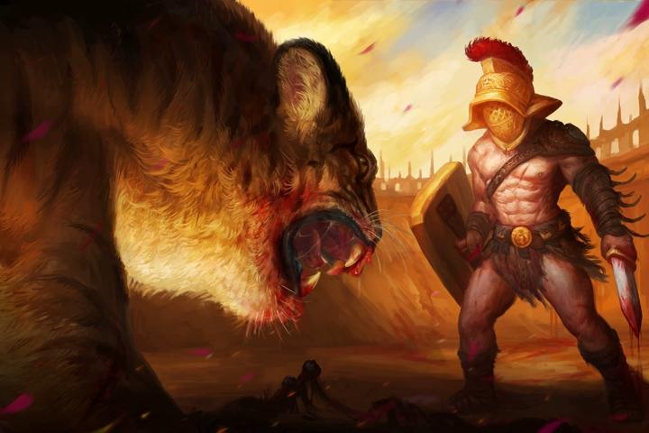 Story of a Gladiator su Nintendo Switch, i nostri primi minuti di gioco!
